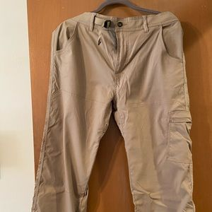 Men's Prana Hiking pants